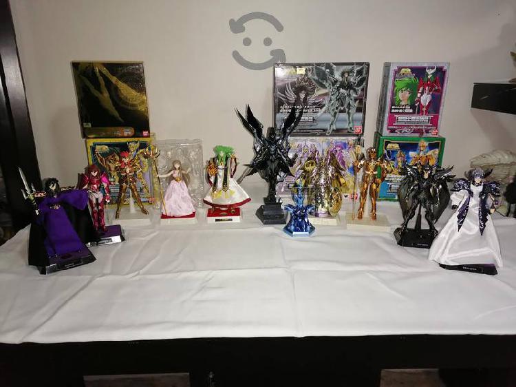 Myth cloth caballeros zodiaco saint seiya figuras