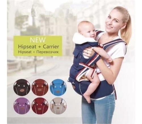 Cargador gabesy 9 en 1 para bebe canguro cargadora, mochila