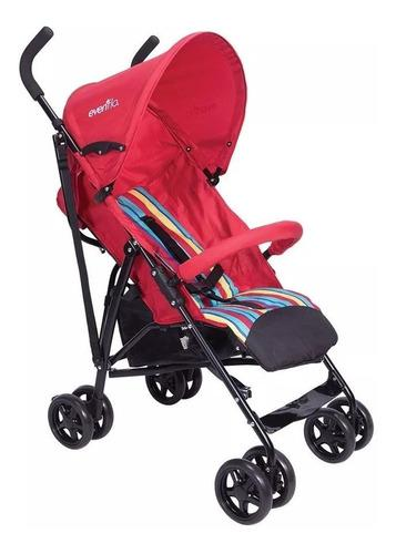 Carriola baston bebe evenflo light route ligera 3894