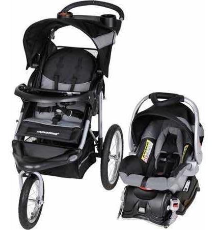 Carriola para trotar baby trend expedition
