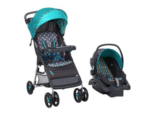 Carriola + porta bebé babideal plegable uso fácil xtrm p