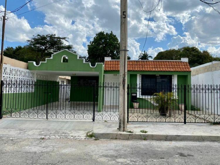 Casa amueblada en privada sobre calle 60 norte