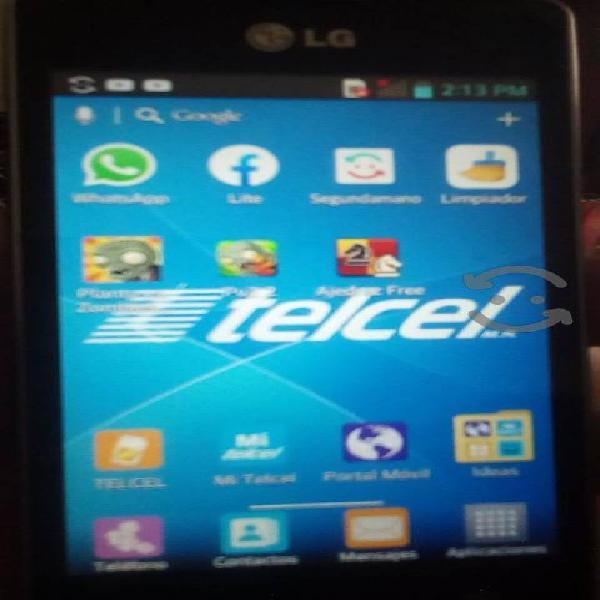 Celular lg optimus l5x
