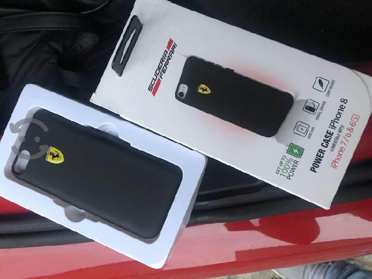 Funda de carga ferrari iphone