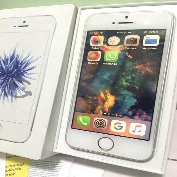 Iphone se 64gb liberado excelente