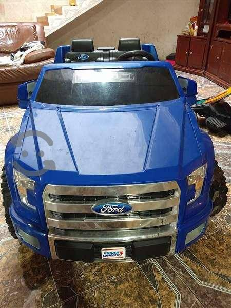 Montable electrico ford
