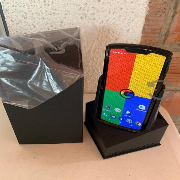Motorola razr 2020 plegable