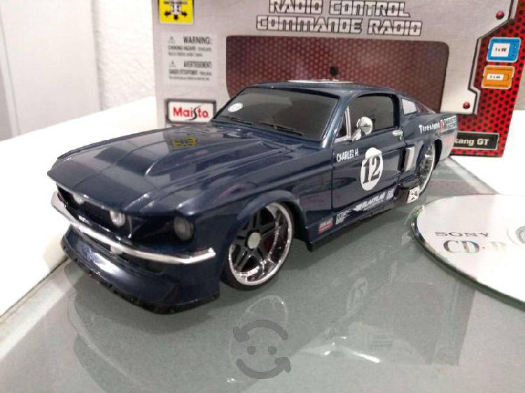 Mustang control remoto