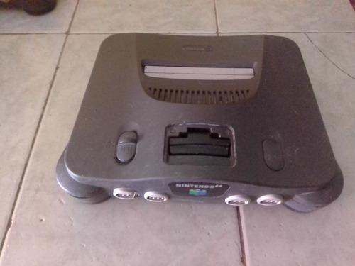 N64 consola barata para reparar piezas
