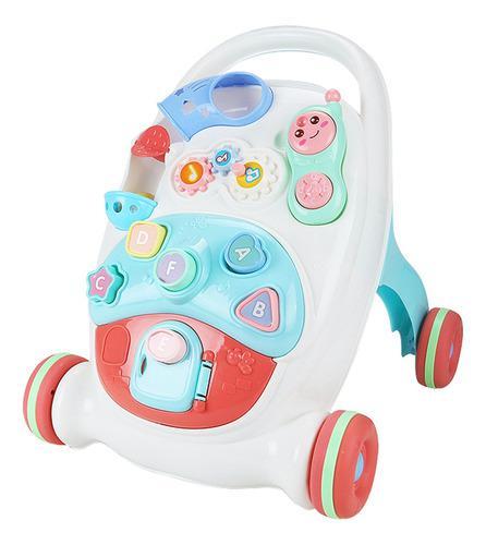 Paseador de bebés multifuncional cochecito de paseo para