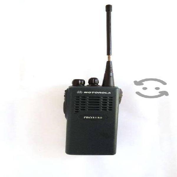 Radio motorola pro3150