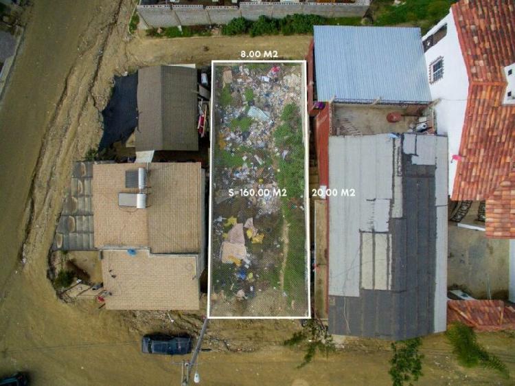 Se vende terreno en terrazas de san bernardo, tijuana, baja