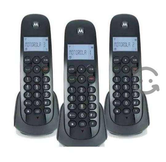 Teléfono motorola m700-3c inalámbrico nuevo