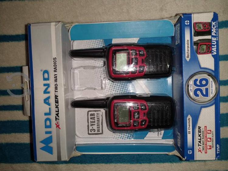 Woki toki x- talker radios two-way midland®