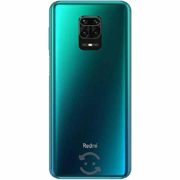 Xiaomi redmi note 9s 4gb ram 64gb rom aurora blue