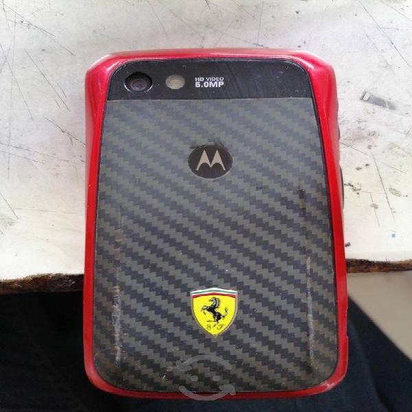 Ferrari motorola xt621 para piezas