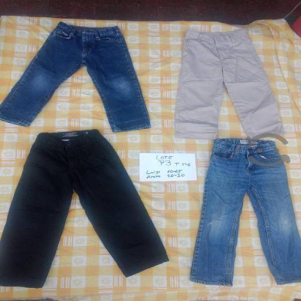 Lote Pantalones Old Navy Rebajas Febrero Clasf