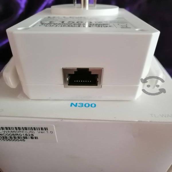 Repetidor extensor de rango wi-fi tp link n300