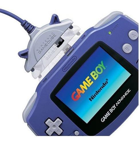 Cable de enlace para game boy advance y gamecube