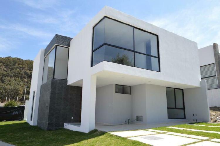 Casa nueva - fraccionamiento los robles residencial