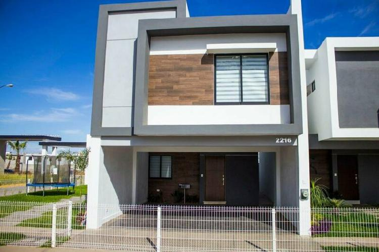 Casa nueva en venta barcelo platino modelo picasso