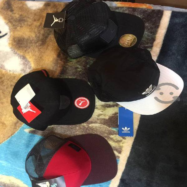 Gorras originales puma ferrari jordan nike adidas