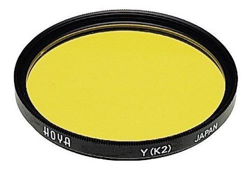 Hoya 49 mm amarillo k2 multi revestido filtro de vidrio