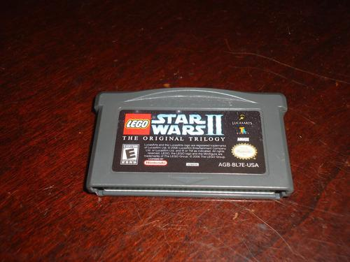 Lego star wars ii 2 the original trilogy game boy advance ++