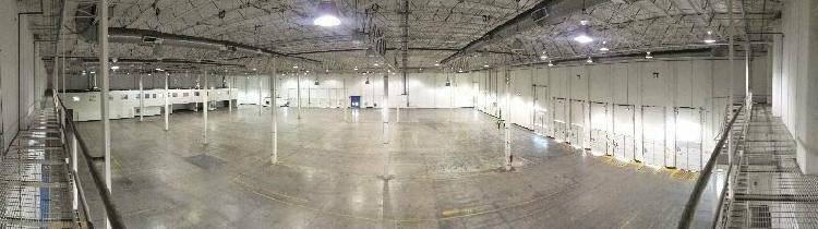 Nave industrial en renta de 12,000 m2 en parque industrial