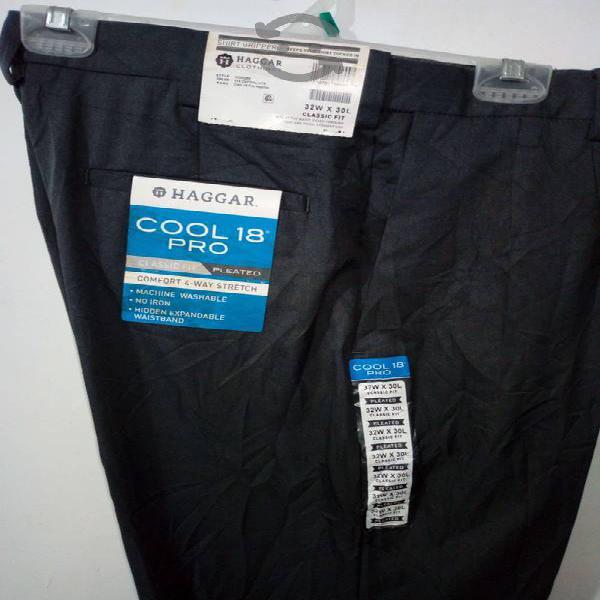 Pantalon vestible girs hombre - haggar