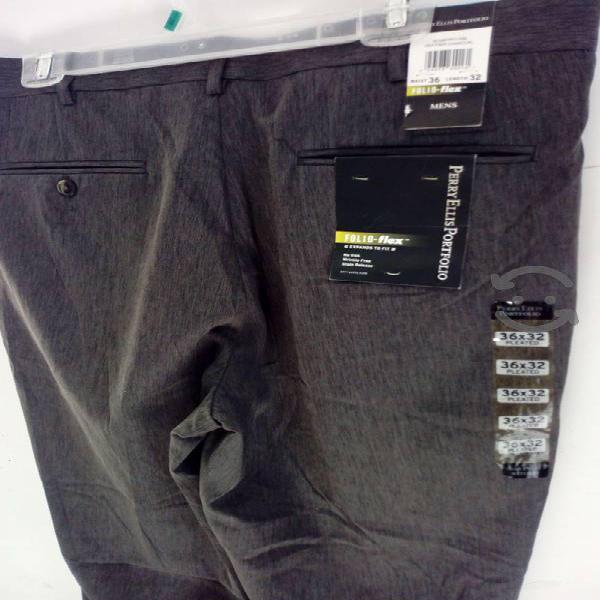 Pantalon vestible - perry ellis portfolio
