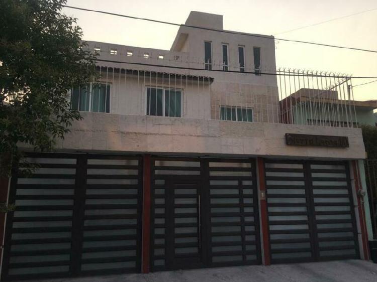 Renta casa amueblada nueva valle don camilo toluca salida 5