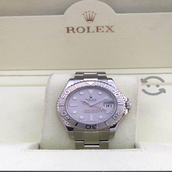Reloj rolex yach-master acero y platino submariner