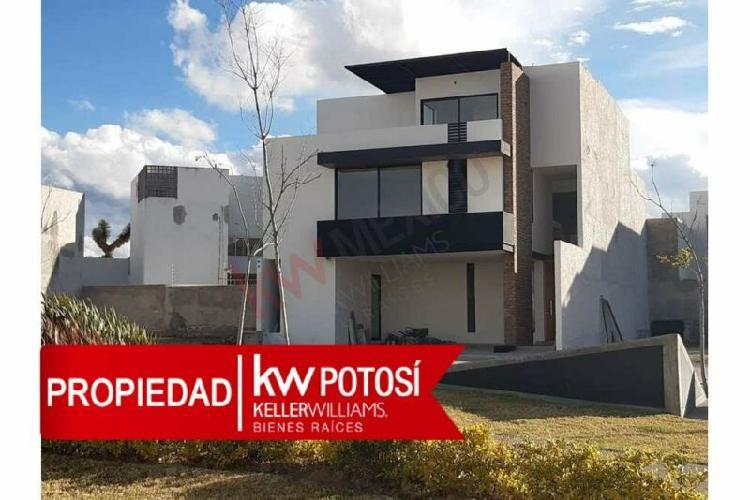 Venta casa nueva en alto lago privada con seguridad, casa