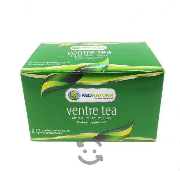 Ventre tea red natura
