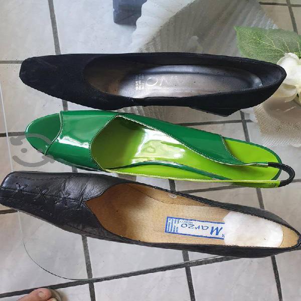 Zapatos número 4 1/2