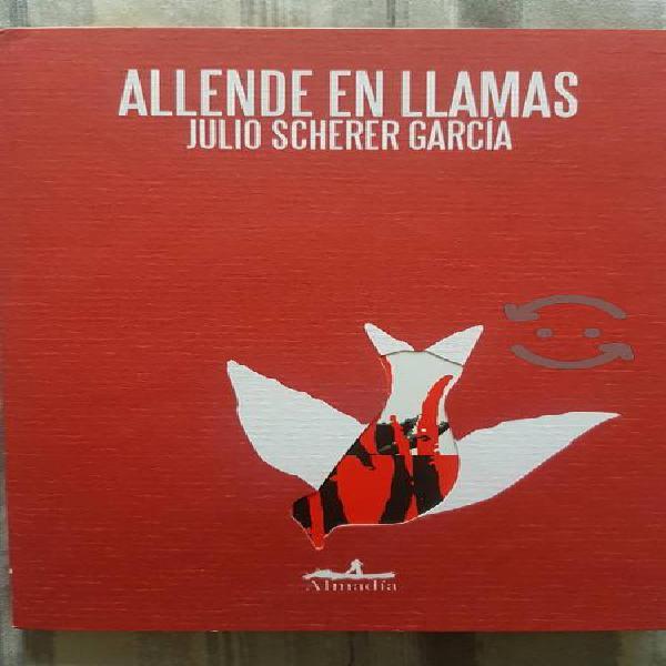 Allende en llamas