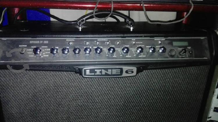 Amplificador line 6
