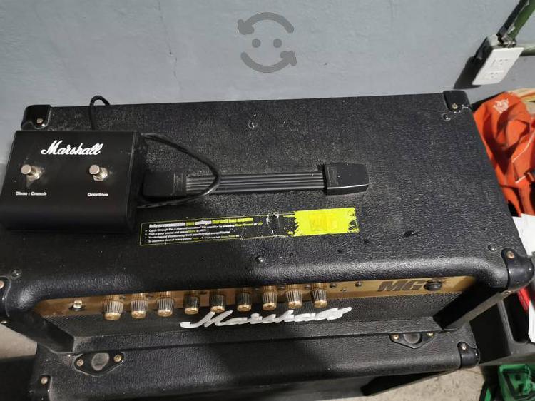 Amplificador marshall mg 100fx