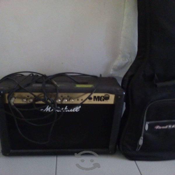 Amplificador profesional marshall mg