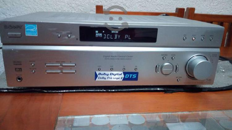 Amplificador teatro en casa sony