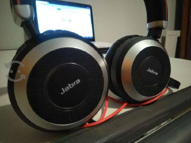 Audífonos jabra evolve 80