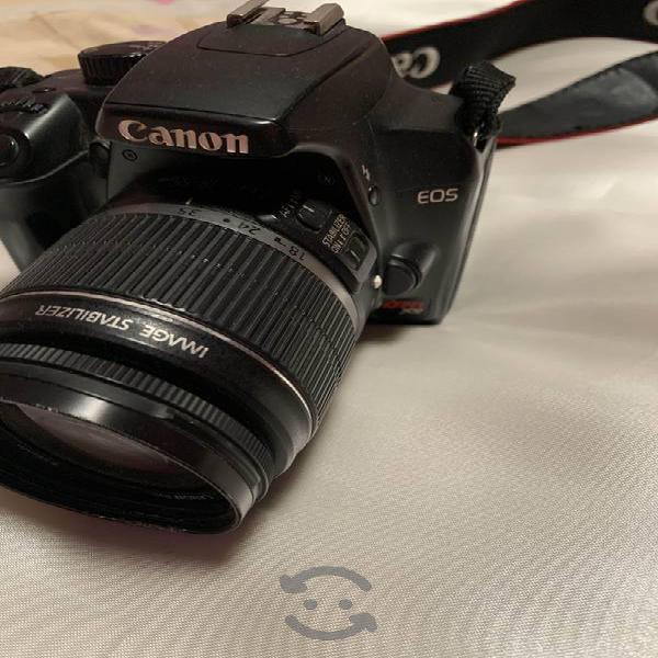 Canon rebel xs cámara réflex