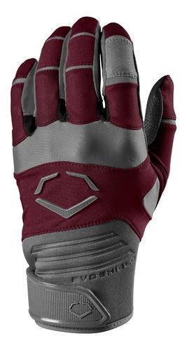 Evoshield aggressor guantes de bateo juveniles béisbol yl