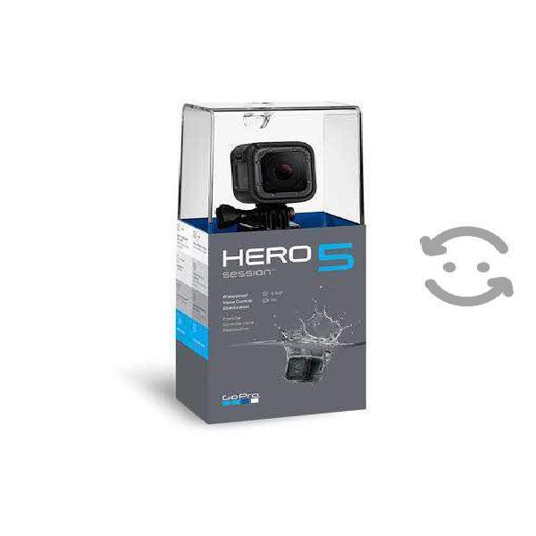 Gopro hero 5 session ed bundle