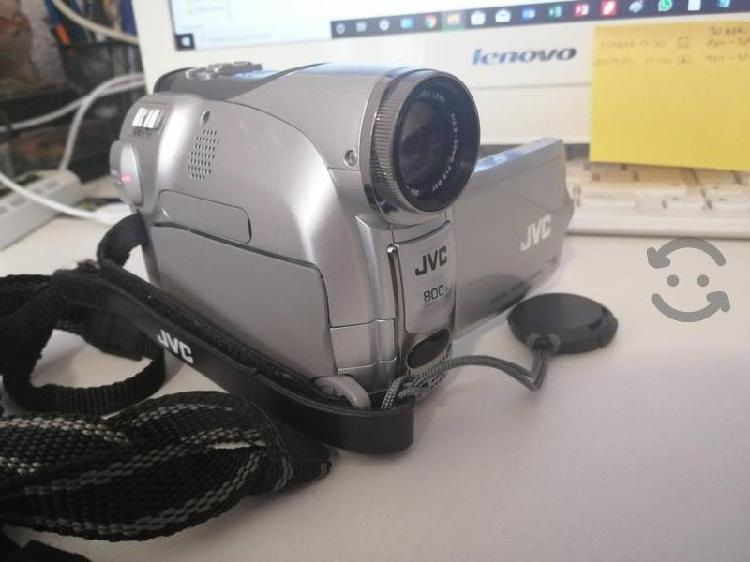 Handy cam jvc minidv videocamara digital