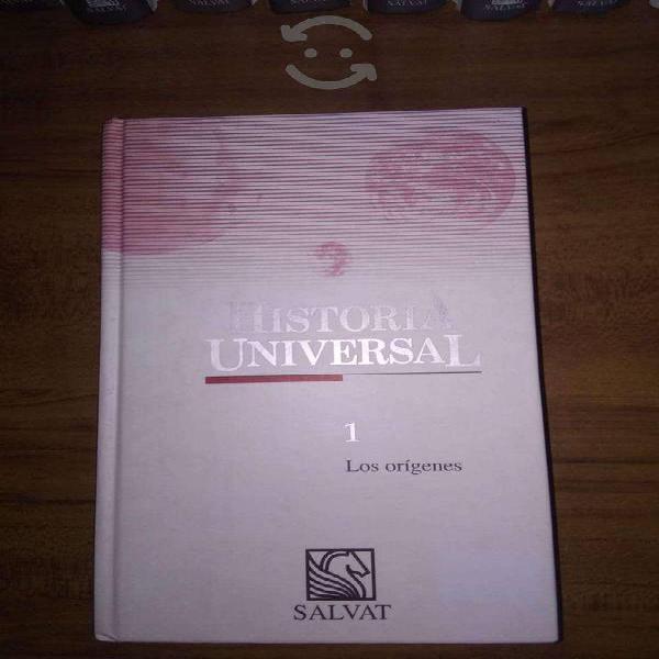 Historia universal editorial salvat año 2005