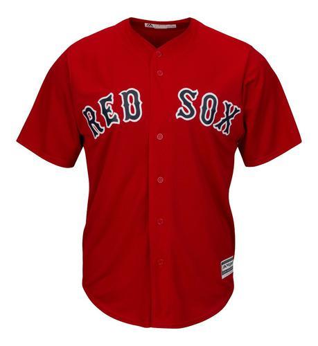 Jersey mlb hombre boston red sox majestic original 320072
