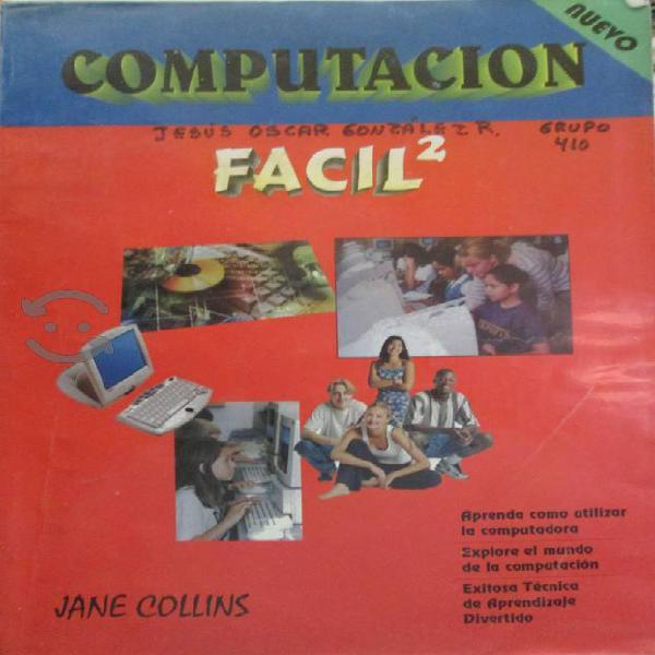 Libro computación fácil 2