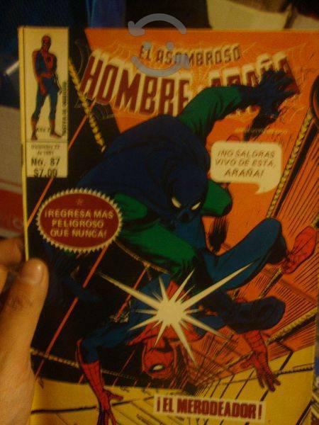 Marvel comics retro pack spiderman vs prowler